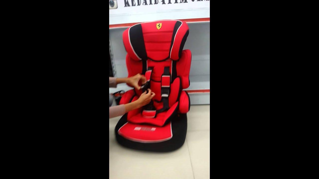 Ferrari Beline Booster