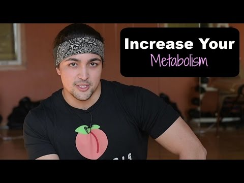 THE ONLY 2 MAJOR WAYS TO INCREASE YOUR METABOLISM (The Truth)