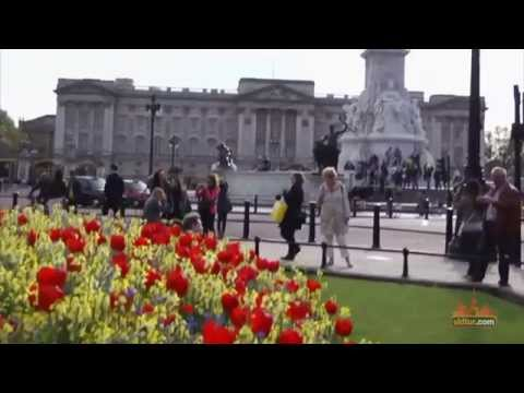 Explore Buckingham Palace - London: Video Travel Guide