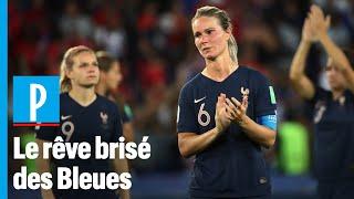 France - USA : le rêve brisé des Bleues