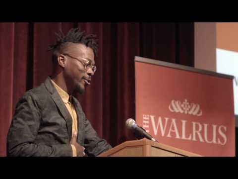 The Ones That Make Us All | Pierre Kwenders | Walrus Talks