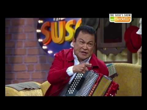 Alfredo Gutierrez en The Suso's Show