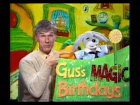 TSW Gus Honeybun's Magic Birthdays - 1987