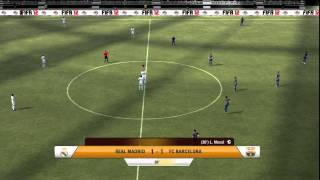 Fifa 12 Gameplay (RM vs. BC) - Arabic Commentary [PS3]