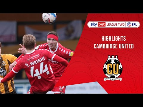 Cambridge Utd Crawley Town Goals And Highlights