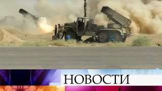 ВСирии правительственные войска выбили террористов изюго восточных пригородов Дейр эз Зора