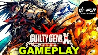 Vídeo Guilty Gear Xrd -SIGN-