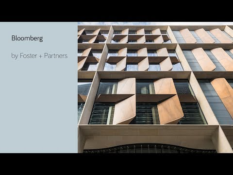 Bloomberg, London by Foster + Partners
