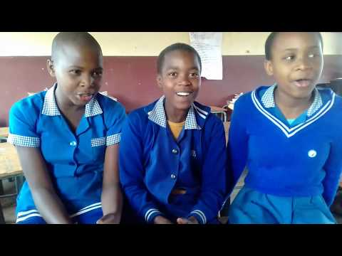 Young The Soil- Lizzy  (MALUSI P SCHOOL)