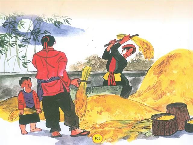 Kể chuyện Cổ Tích Bánh Chưng Bánh Dày