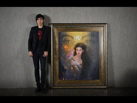 เส้นทางของสองศิลปินไทยเงินล้าน ผู้เชี่ยวชาญด้านภาพแสงและเงา | เก้าอี้รับแขก 8 พ.ค. 19