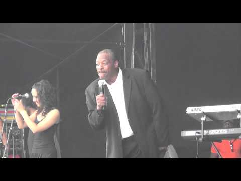 Alexander O'Neal - Let's Rock Leeds 2014