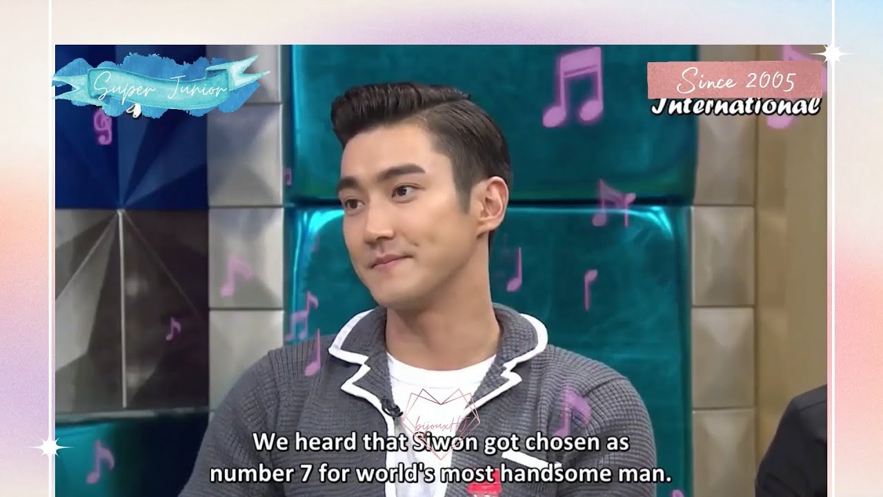 Download Some random things about Choi Si Won