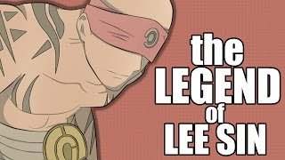 League of Legends : Legend of Lee Sin