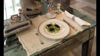 Сервировка стола для завтрака по Яне Рудковской