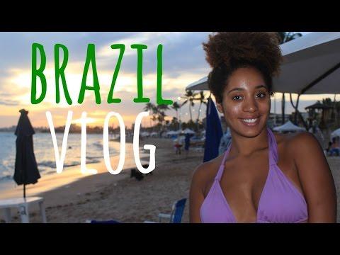 BRAZIL VLOG! | SEAOFMARINA VLOG