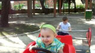 vuclip Valeria al volante de Rayo McQuin