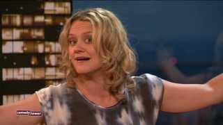 Lisa Feller über DIE Helden des Alltags: Männer. Und Glitzerspray im Schritt #Arzt - Comedy Tower