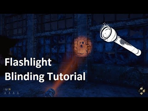 [2018] Dead By Daylight - How to flashlight save