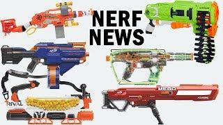 Nerf News Herbst 2018 | Magicbiber [deutsch]