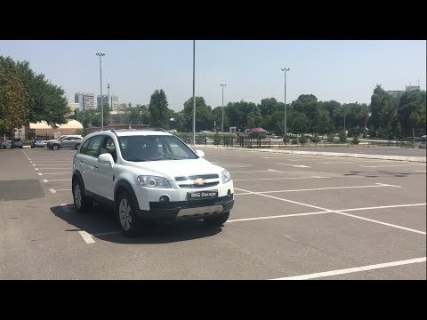 Chevrolet Captiva Holden Daewoo Winstorm ! Problems , History , Full review .Uzbekistan