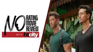 No Rating Movie Review: War | Hrithik Roshan, Tiger Shroff, Vaani Kapoor