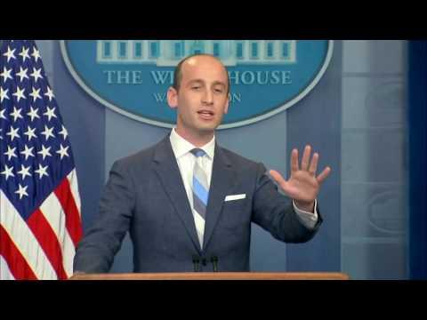 VIRAL EXCHANGE: Stephen Miller RIPS CNN's Jim Acosta On Immigration
