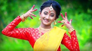 Valo koira Bajao Go Dotara 😍😍| Kamala Sundari Nache | Ft.Barnali | Folk Dance | Folk Creation