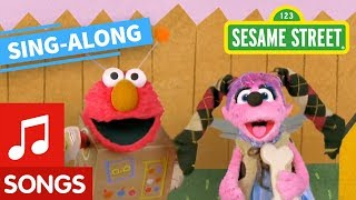 Sesame Street: Hello, Halloween Lyric Video | Elmo's Sing Along Series