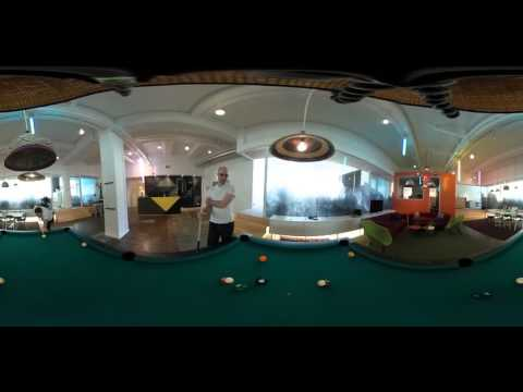 Autodesk's Stockholm office in 360