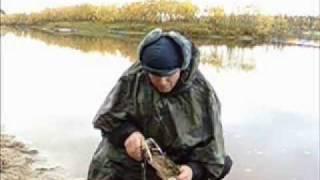 2009-1-2 день. Сплав по річці Пякупур. .wmv