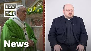 What the Catholic Church Is Doing About Sex Abuse | NowThis