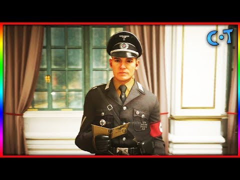 Thumbnail: Undercover As A Nazi - Call of Duty: WWII