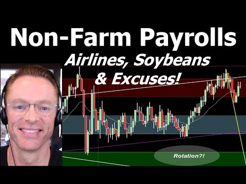 trading-non-farm-payrolls;-airlines,-soybeans-&-opec-excuses