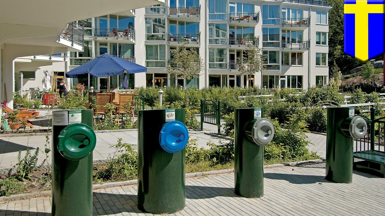 Pneumatic Waste Disposal Swedish Company S Pneumatic