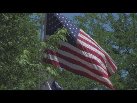 American Flag Protocol