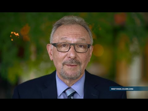 ICANN's David Olive's ICANN59 Welcome Video
