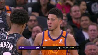 San Antonio Spurs vs Phoenix Suns | January 24, 2020