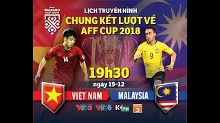 Chung Kết Lượt Về Hiệp 1 VIỆT NAM - MALAYSIA Full HD 1080