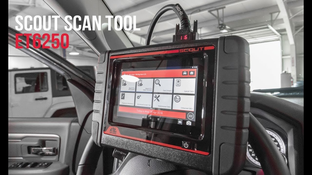 Scout Diagnostic Scan Tool | Mac Tools®