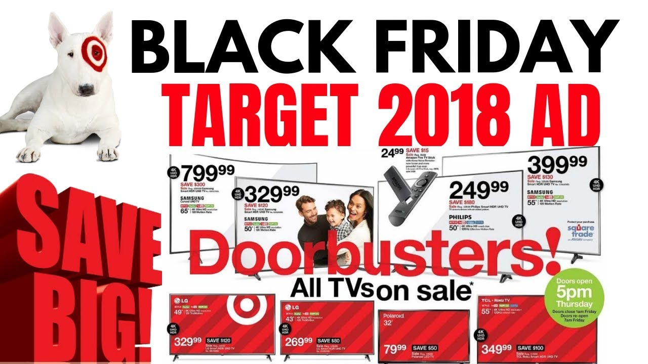 Here's every major Black Friday ad from Walmart, Best Buy, Target ...