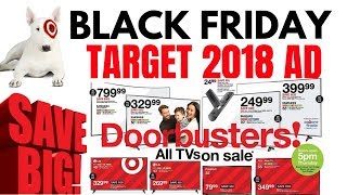 TARGET BLACK FRIDAY AD 2018 is HERE! HOT Spend $75.00 on Christmas, Save $25 & MORE!