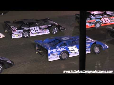 Brownstown Speedway Indiana Icebreaker LM Highlights