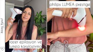 Philips Lumea DENEYİMLERİM(Sponsorsuz), Lazer Epilasyon, IPL