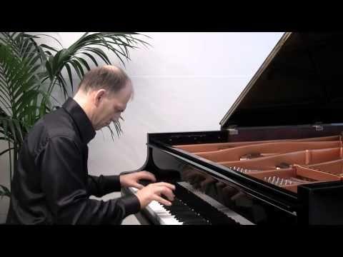 Sarabande de Haendel Piano  F Bernachon plays Handels Sarabande, piano