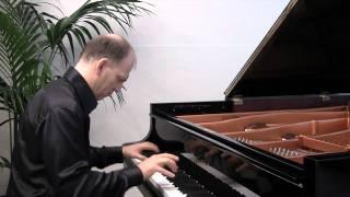 Sarabande de Haendel Piano - F. Bernachon plays Handel's Sarabande, piano