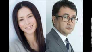 大泉洋演じる秀吉の妻役として登場する中谷美紀 宴会のシーンで踊る踊り...