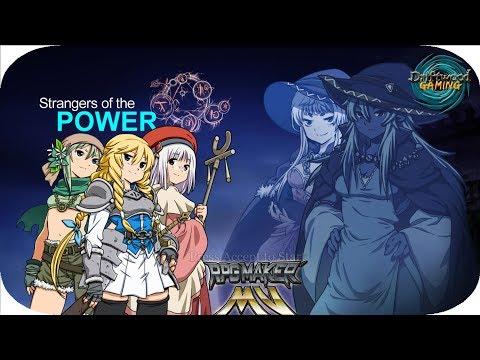 First Impressions MV - Strangers of the Power - Good Artwork - I Forgot We Have Warp - RPGMMV