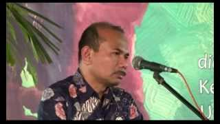 Andrinof Chaniago Menteri PPN/Kepala Bappenas dalam Seminar BP2DK