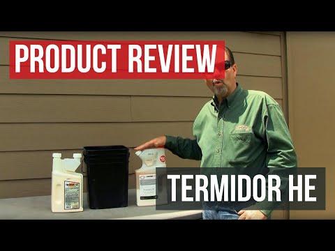 Termidor HE High Efficency Termite Treatment (Solutions Self Chem)